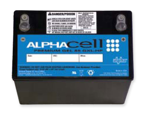 AlphaCell™ 85GXL HP